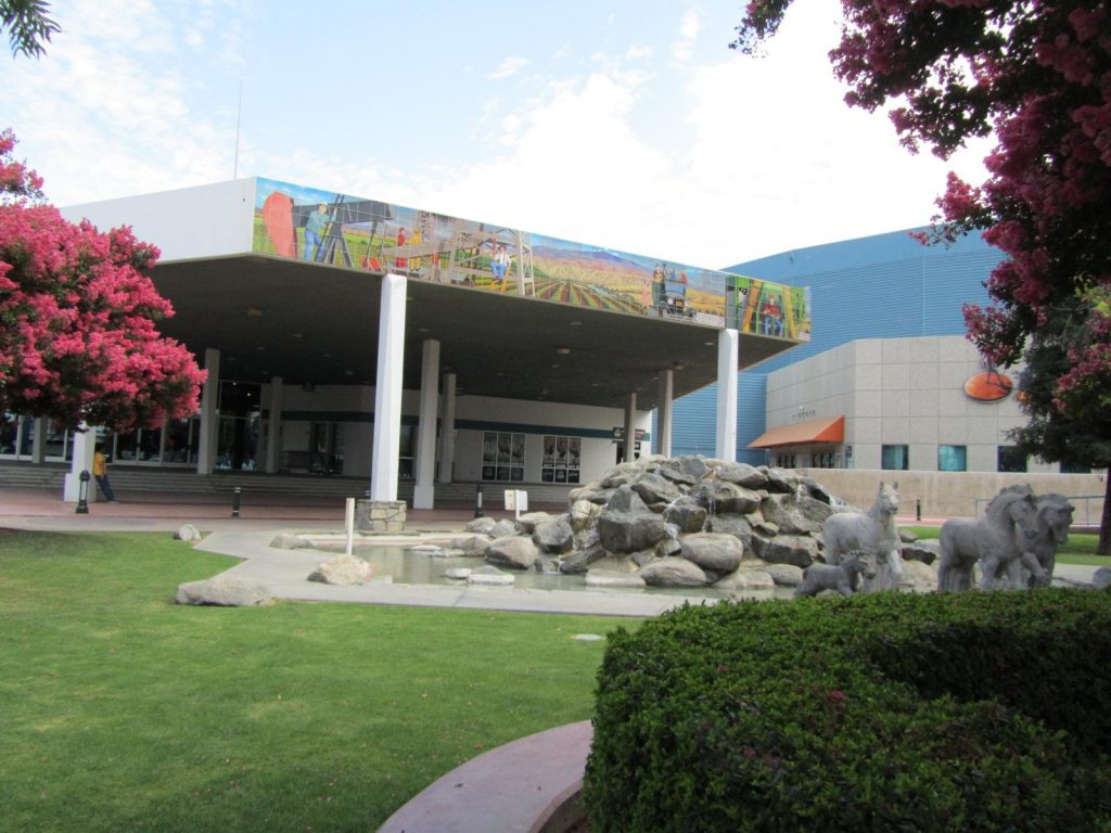Bakersfield's Theatre & Convention Center.