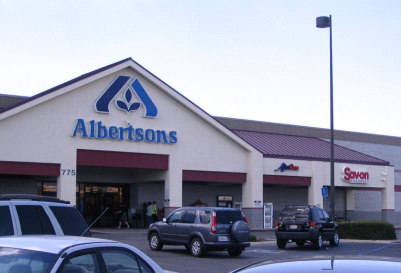 Albertsons in Tehachapi