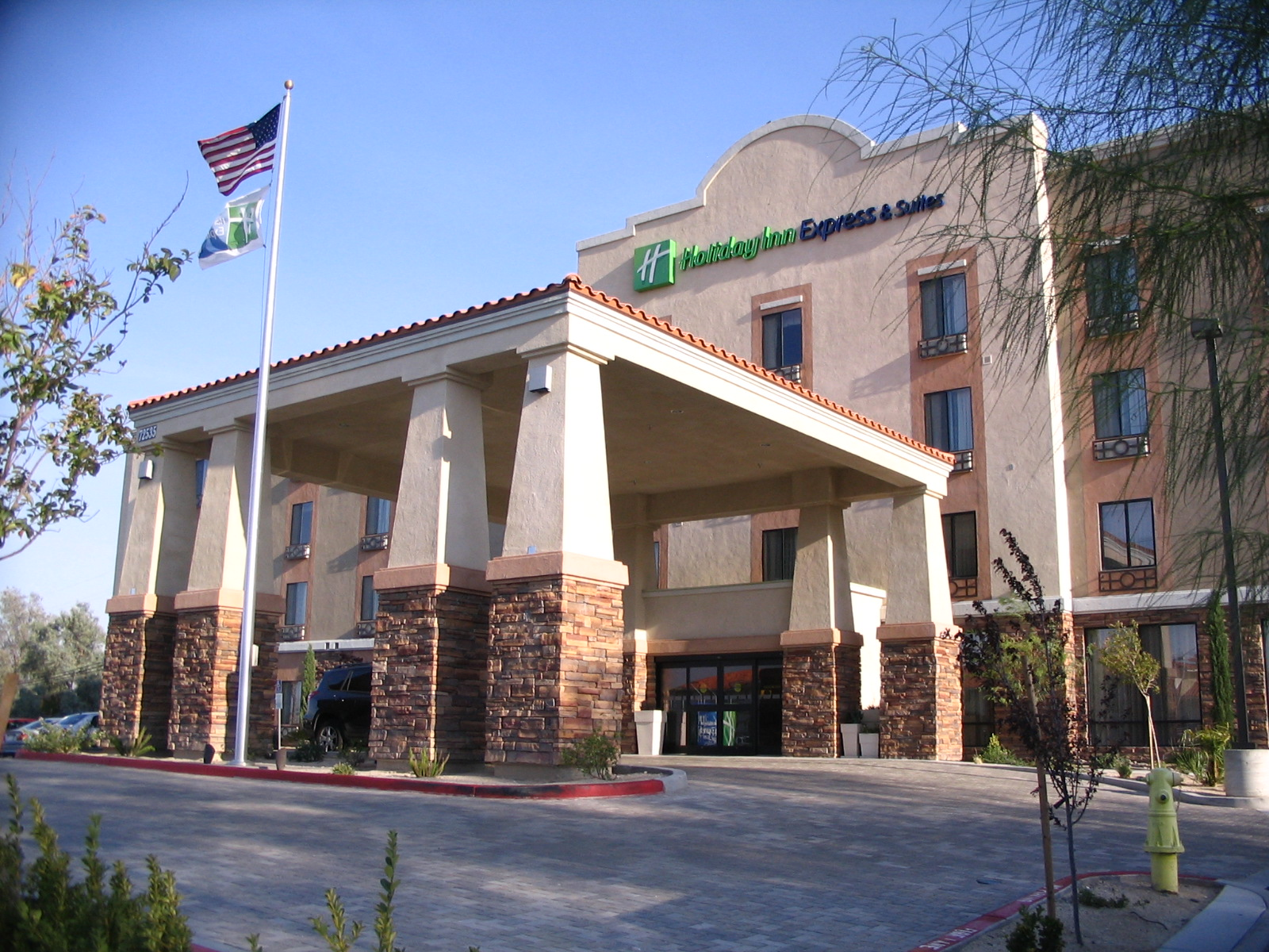 Holiday Inn Express - Twentynine Palms