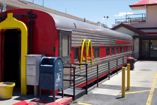 McDonald's Barstow Station