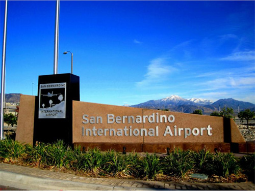 San Bernardino International Airport